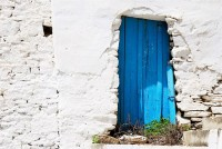 Na konci léta na pláže modrobílého Řecka