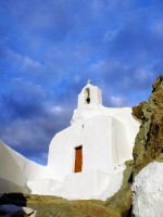 Kaple Theologaki na Naxu