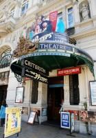 London Theatre Red White Blue