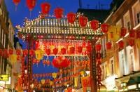 Londýnský China Town