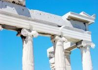 Na athénské Akropoli