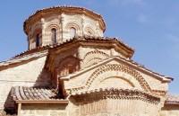 Meteorský klášter Megalo Meteoron je znám také jako klášter Metamorphosis
