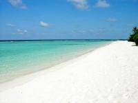Maledivský ostrov Palm Beach Island