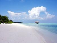 Na Maledivských plážích budete mít klid a soukromí