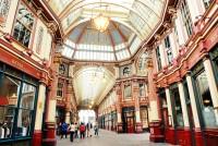 Mnohá nákupní centra se honosí nádhernou architekturou