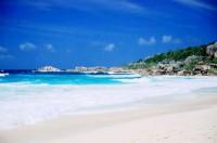 Poklidná pláž Grand Anse