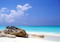 Neskutečná nádhera pláže Grace Bay