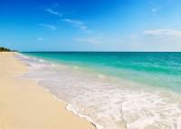 Captiva Island Beach na Floridě