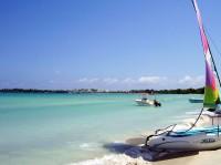 Pláž Jamese Bonda na Jamaice