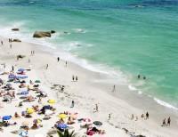 Pláž Clifton u Kapského města