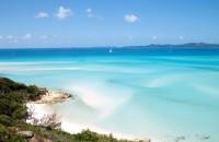 Nejkrásnější australský ostrov Whitsunday Island