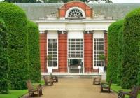 The Orangery v Kensingtonských zahradách