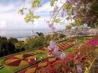 Botanická zahrada ve Funchalu