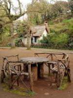 Některá místa na Madeiře působí pohádkovým dojmem