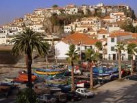 Rybářská vesnice Camara de Lobos