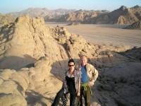 V Egyptě