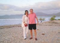 Manželé Sobotovi ve Venezuele