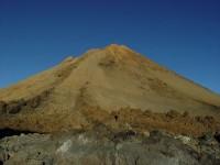 Samotný vrchol Pico del Teide zvaný Pan de Azucar
